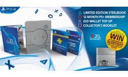 PlayStation Steelbook collector
