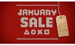 PlayStation Store january sale 24 12 2013 soldes janvier
