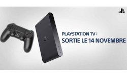 PlayStation TV 12.08.2014