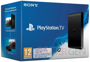 PlayStation TV boite