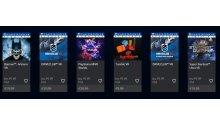 PlayStation VR - Liste Jeux