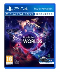 PlayStation VR ps vr worlds