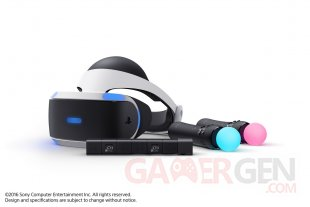 PLayStation VR   PSVR   Photos officielles (1)