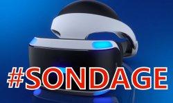 PlayStation VR Sondage de la semaine (3)
