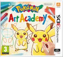 Pokémon Art Academy 12 05 2014 jaquette