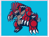 Pokémon Art Academy Groudon