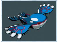 Pokémon Art Academy Kyogre