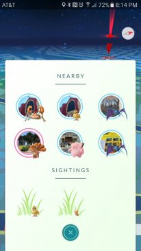 Pokémon GO 09 08 2016 patch 1 3 pic 2