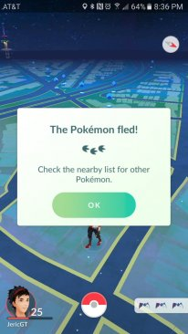 Pokémon GO 09 08 2016 patch 1 3 pic 6
