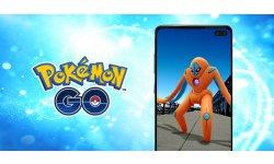 Pokémon GO : Deoxys revient dans les Raids EX et joue la carte de la défense