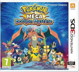 Pokémon Méga Donjon Mystère jaquette