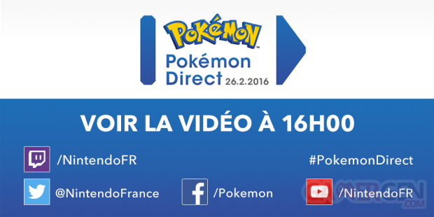 Pokémon Nintendo Direct 26 02 2016 banner
