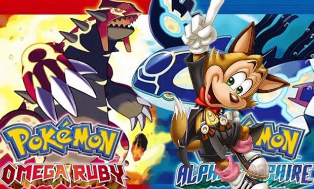 Pokemon omega ruby alpha saphire famitsu