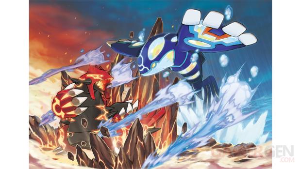 Pokémon Rubis Oméga Saphir Alpha 12 07 2014 art 1