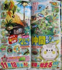 Pokémon Soleil Lune 10 08 2016 scan