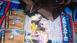Pokémon Soleil Lune scan CoroCoro Silvadi type 13 10 2016