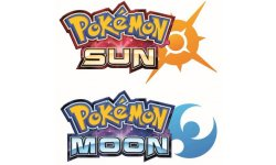Pokemon Sun Moon logo titre