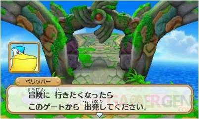 Pokémon Super Méga Mystery Dungeon Donjon Mystère 15 08 2015 screenshot 59