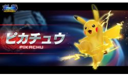 Pokke?n Tournament pikachu
