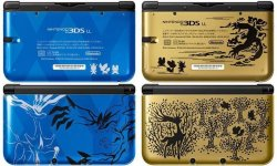 Pokémon 3DS XL collector