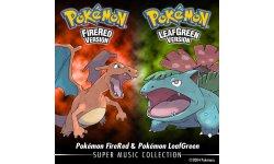 Pokémon Rouge Feu Vert Feuille Super Music Collection