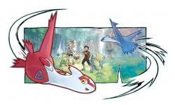 Pokémon Rubis Oméga Saphir Alpha 13 11 2014 Passe Éon 1