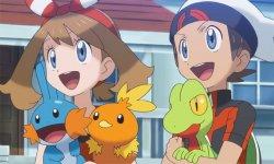Pokémon Rubis Oméga Saphir Alpha anime head