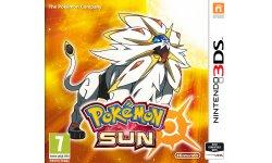 Pokémon Soleil jaquette