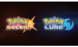 Pokémon Soleil Lune logos