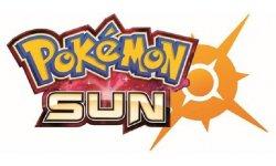 Pokémon Sun logo rumeur