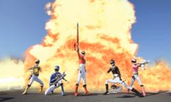 Power Rangers Megaforce 21 05 2013 head