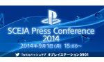 pre tgs 2014 conference sony japon suivez live notre compagnie