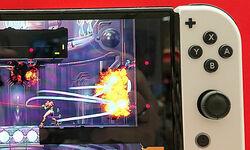 PREVIEW Switch OLED : une première approche... étonnante