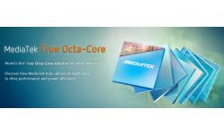 Processeur MediaTek Octo core  1
