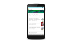 products searched avail nearby Google Now Shopping