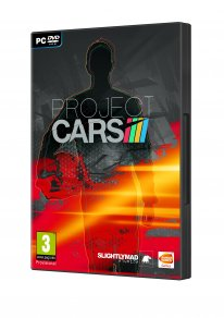 project cars jaquette pc