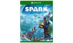 project spark jaquette boxart cover xbox one