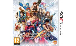 Project X Zone jaquette
