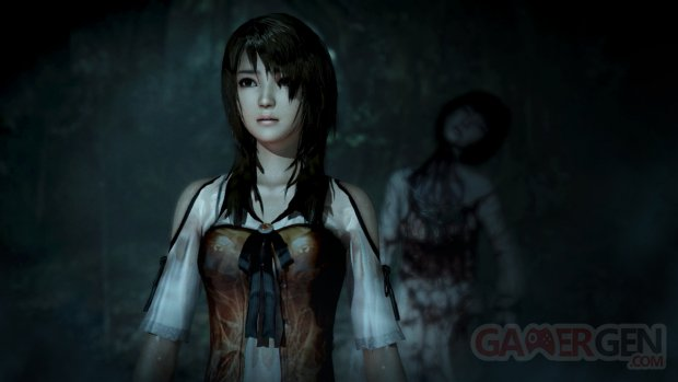 Project Zero Nuregarasu no Miko Fatal Frame The Raven Haired Shrine Maiden 17 07 2014 screenshot 10