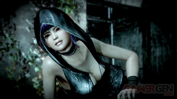 Project Zero The Raven Haired Maiden Ayane Tsumugi 1