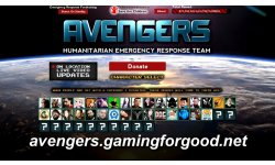 Projet avengers athene
