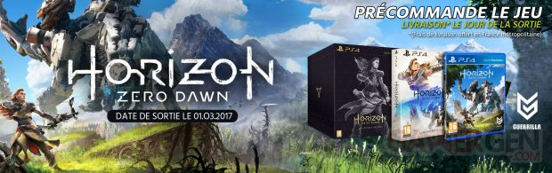 Promotion Rush on Game Horizon Zero Dawn (1)