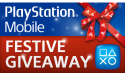 PS mobile festive giveaway promo