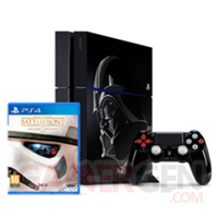 PS4 bundle Battlefront collector