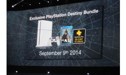 PS4 Bundle Destiny blanche