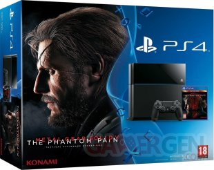 PS4 bundle MGS V