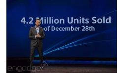 PS4 chiffres ventes