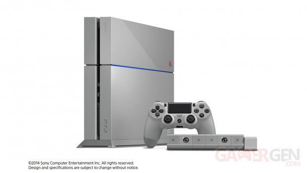 PS4 collector 20 ans anniversaire (3)