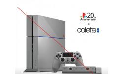PS4 collector anniversaire colette