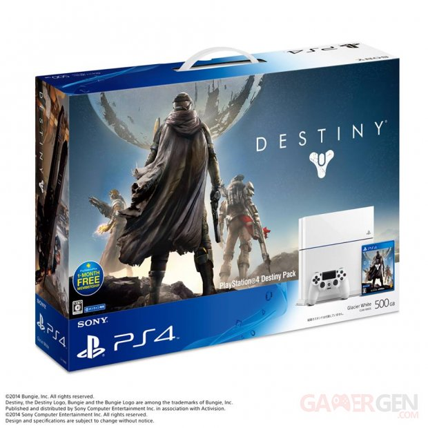 PS4 collector Destiny 3